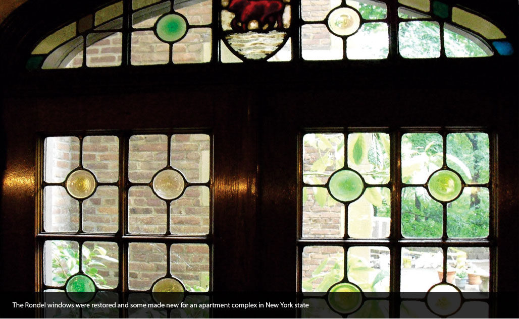 studio j - custom stained glass and restoration